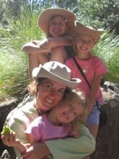 drakensburg girls in hats